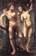 Adam and Eve safg, GOSSAERT, Jan (Mabuse)